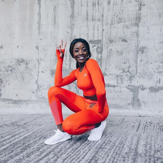 Trying to decide whether to gym tonight or sack it off for lazy sofa times? Let fitness blogger and tv presenter @ajodudu be your #mondaymotivation. She's currently in training for the London Marathon and over the next 8 weeks will be sharing all her training tips tricks and troubles with you. Let's go  #fitspiration #londonmarathon #marathontraining  via INSTYLE UK MAGAZINE OFFICIAL INSTAGRAM - Fashion Campaigns  Haute Couture  Advertising  Editorial Photography  Magazine Cover Designs…