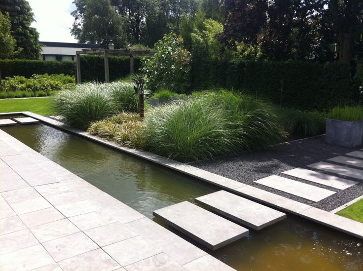 .great! Stepping stones and grasses
