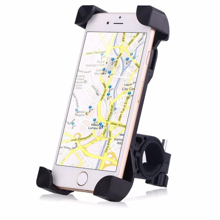 >> Click to Buy << Top Quality Adjustable Universal Bicycle Phone Holder For Samsung For iPhone Motorcycle Phone Holder soporte movil moto celular  #Affiliate