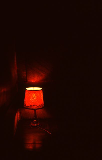 a dark room how to stop thieves
