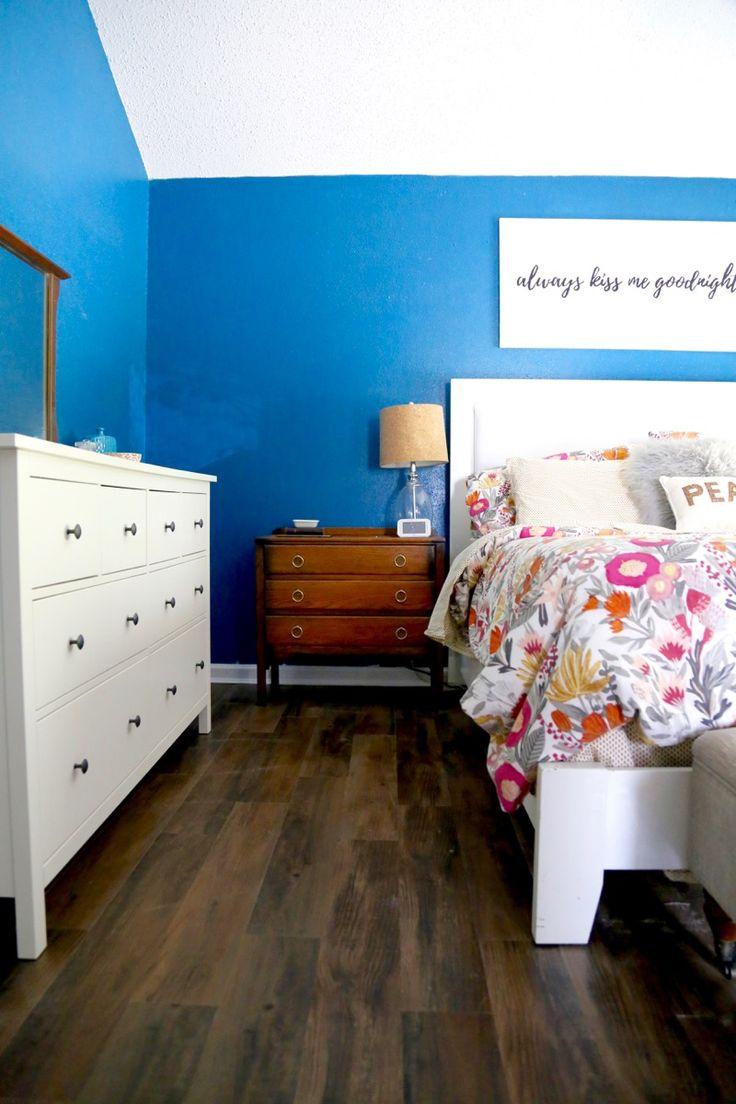 Vinyl Plank Flooring In The Bedroom Vinyl Planks Plank Flooring And Vinyls