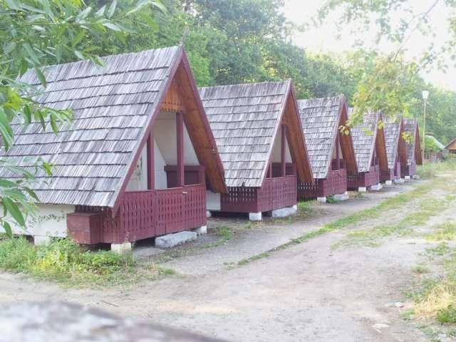 Casutele de lemn din Ocna Sugatag