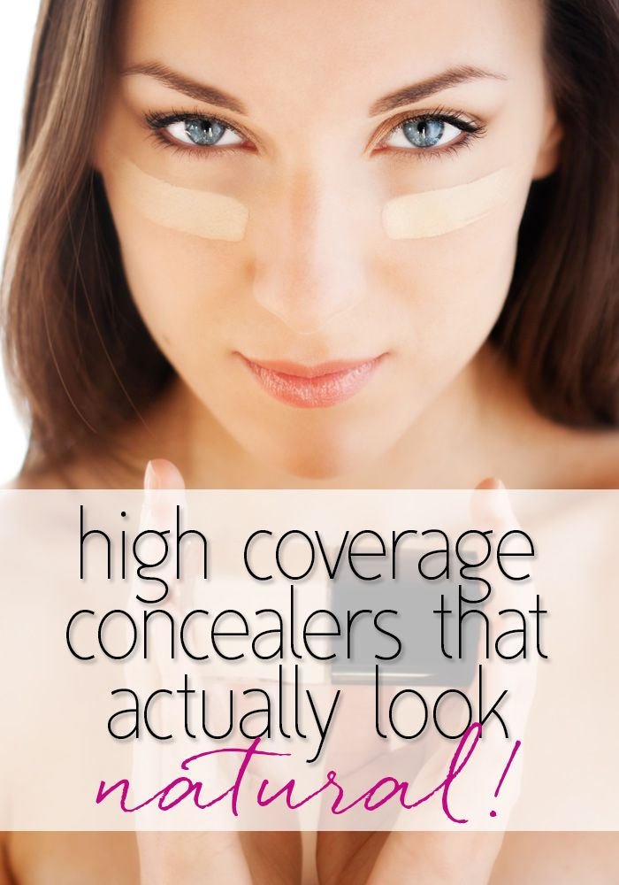 The best guide to full coverage #concealers!