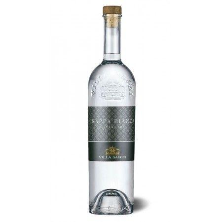 Grappa Bianca Superiore - Villa Sandi -  Trockener #Grappa aus #Italien #Drink
