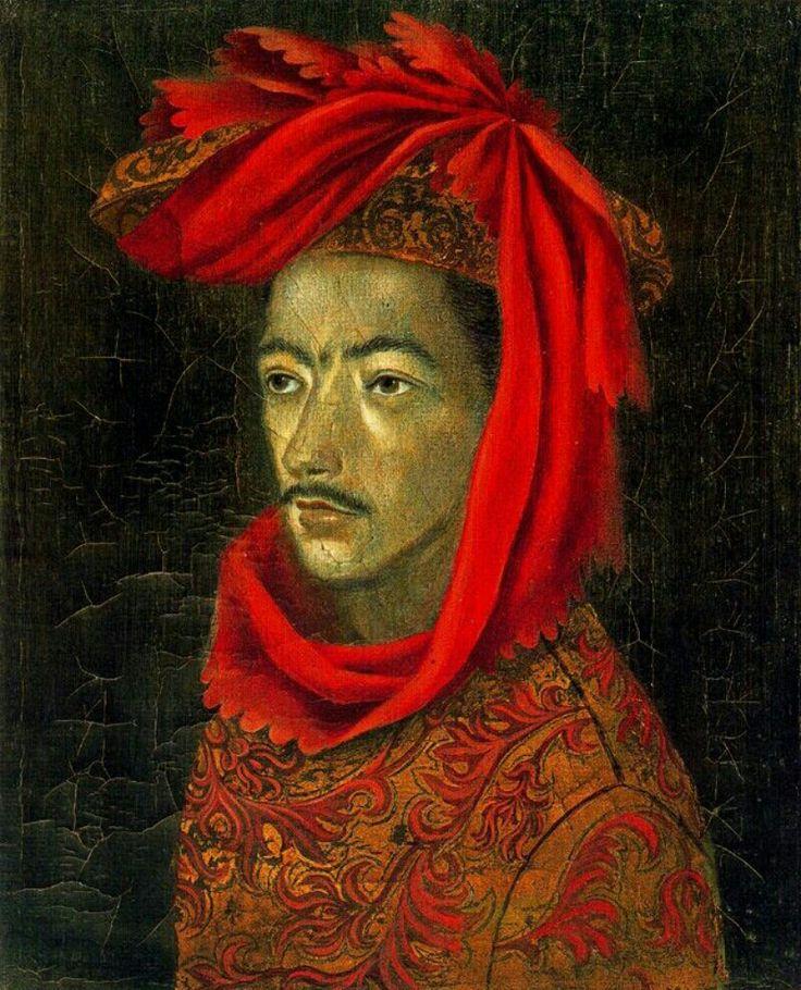 Portrait of Juan Martin