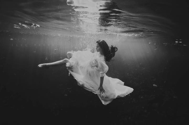 dreaming underwater by CookmePancakes.deviantart.com on @deviantART