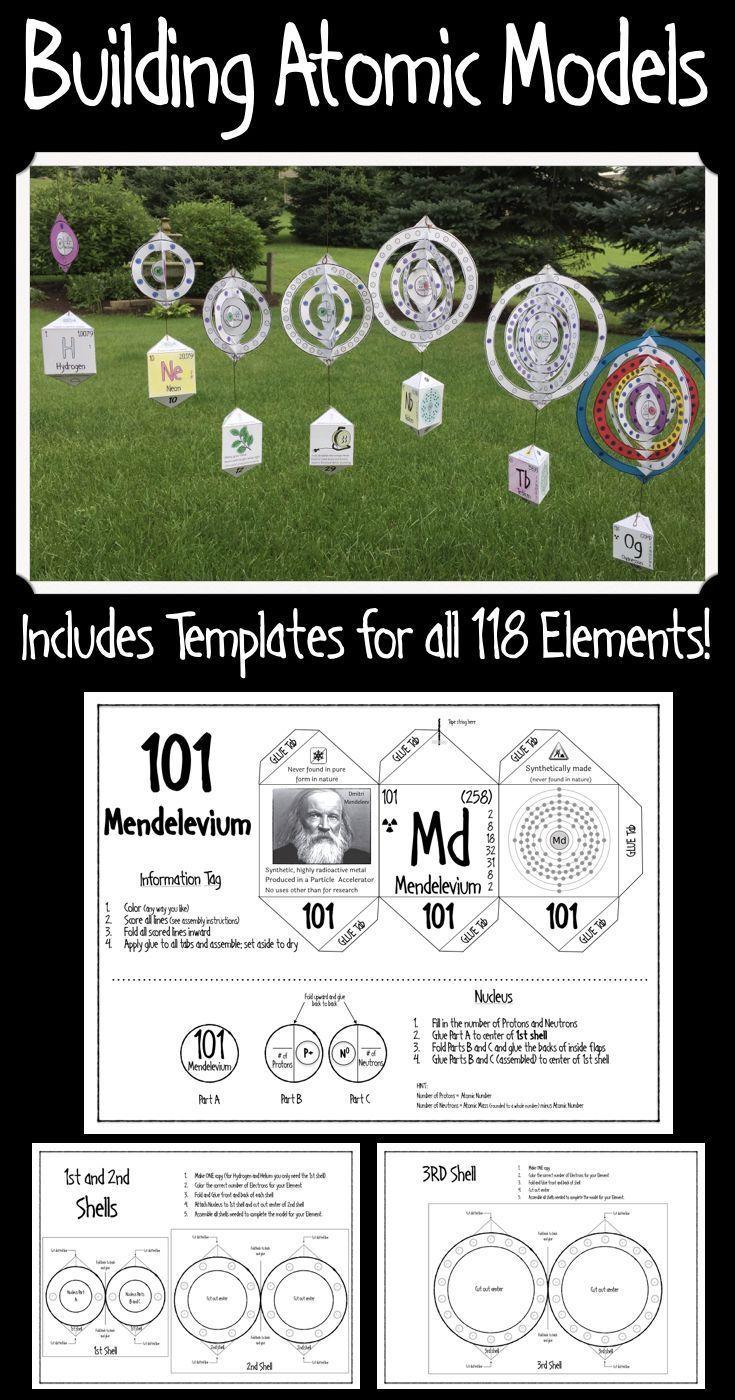 Building Atomic Models | Middle School Chemistry | Chemistry