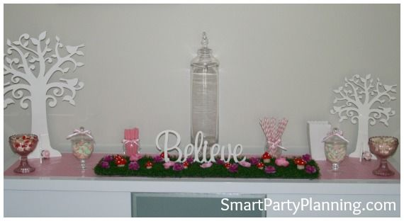 Tinkerbell Party Decoration