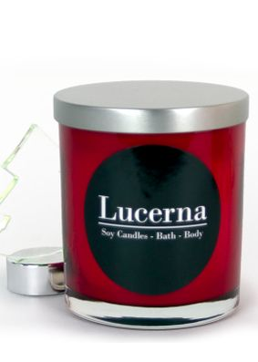 Lucerna Christmas Mulled Wine Candle