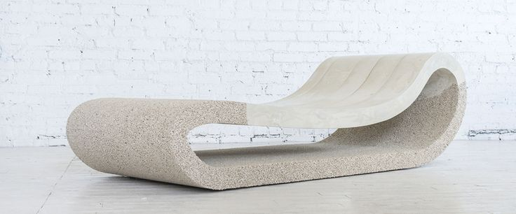 Casting Furniture From Sugar, Salt, Coffee Grounds, Ice-Cream Sprinkles and More - Core77
