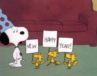 snoopy Happy New Year | Peanuts-Happy-New-Year | [progrock-dt]