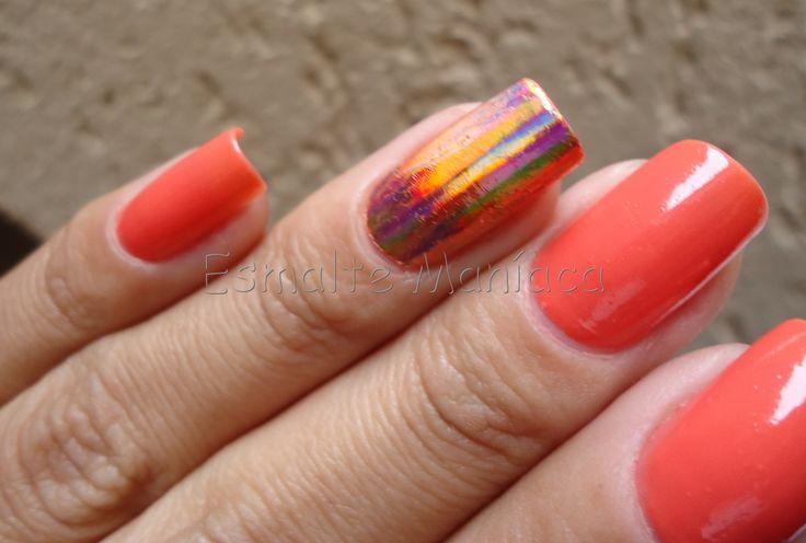 Um blog sobre esmaltes e cosméticos em geral.