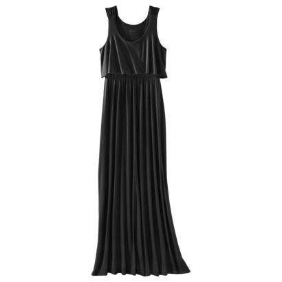Merona® Petites Sleeveless Ruffled Maxi Dress - Assorted Colors.     I always forget Target has petite clothing online!