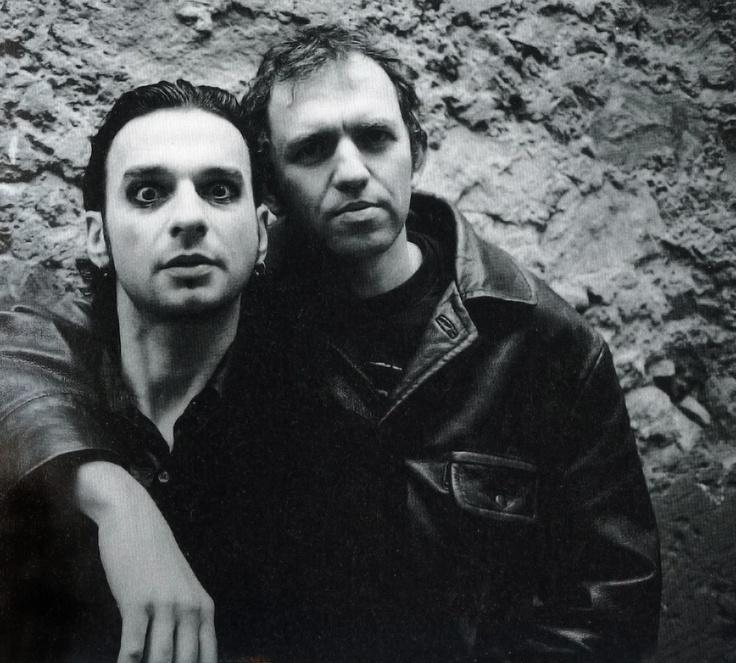 Dave Gahan + Anton Corbijn