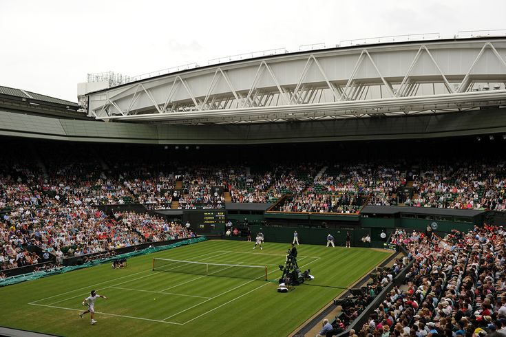2012 Wimbledon Championships Website - Official Site by IBM