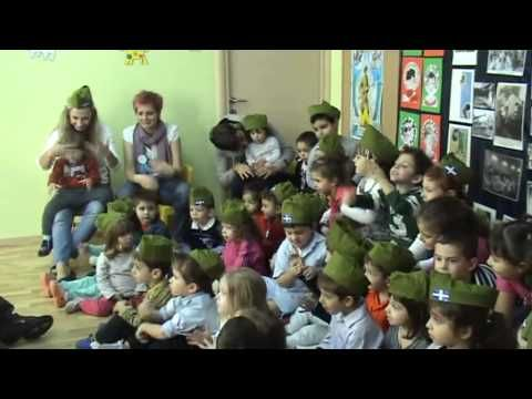 Neverland - Παιδικός Σταθμός - Νηπιαγωγείο - τραγούδια από τη γιορτή της 28ης Οκτωβρίου - YouTube
