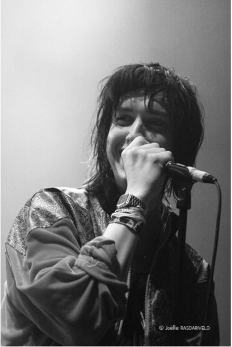 Julian Casablancas.