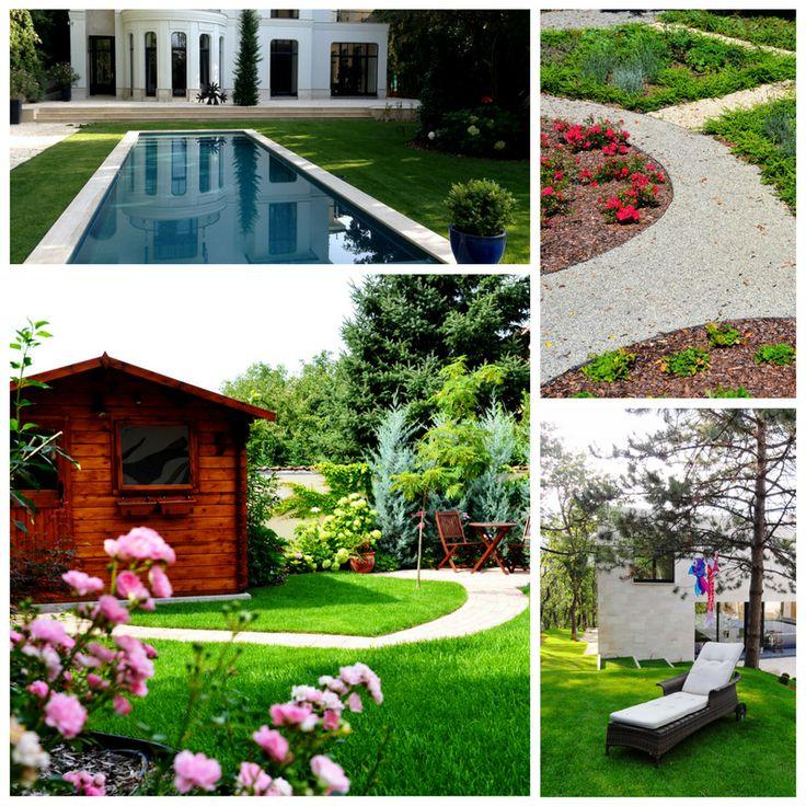 Mindenünk a kert! :)