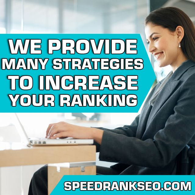 SEO is not only about search engines but good SEO practices improve the user experience and usability of a web site.. speedrankseo.com