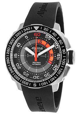 107b6f1fcbe Men s Ltd Ed Sailing Yachttimer Countdown Auto Black Rubber and Dial