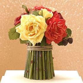 Flower Arrangement Tips: Taming the Exotic Flowers | Interior Decorating Tips