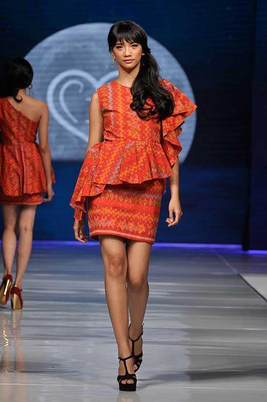 Rafi Ridwan Jakarta Fashion & Food Festival runway