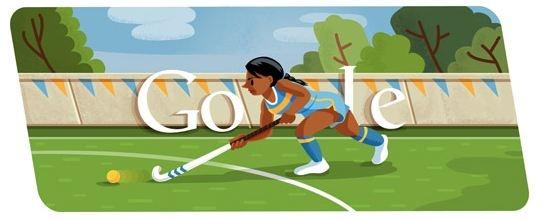 Londra 2012 Hockey su Prato: Google fa l'inglese per il 6° doodle olimpico