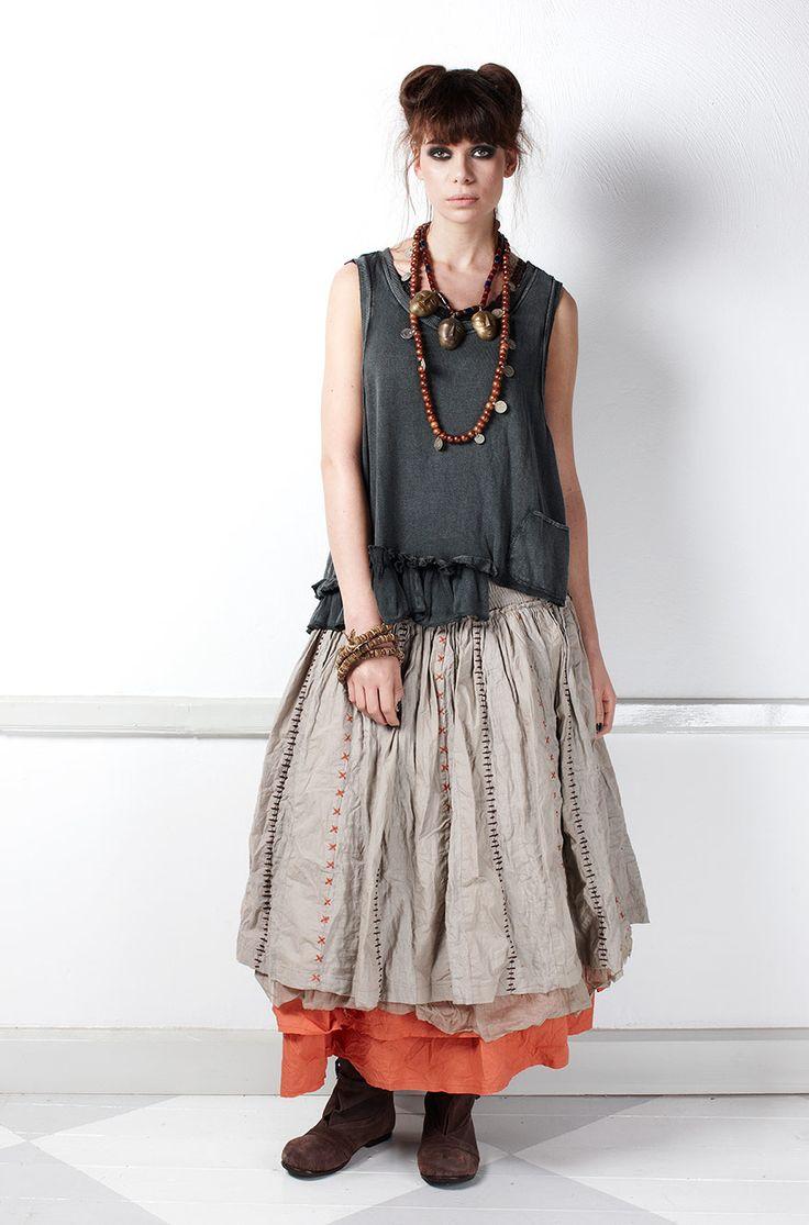 Особенности стиля бохо в современной одежде и место в нем ...