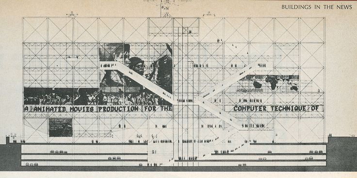 Richard Rogers and Renzo Piano. Architectural Record. Oct 1971: 45