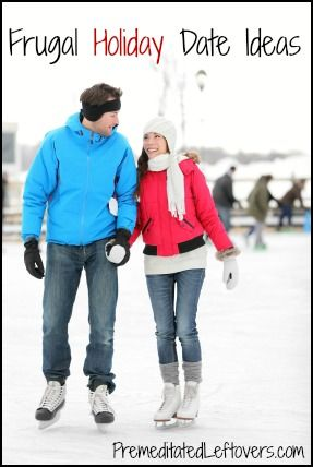 Frugal Holiday Date Ideas, so you can enjoy date night even if you are on a budget.