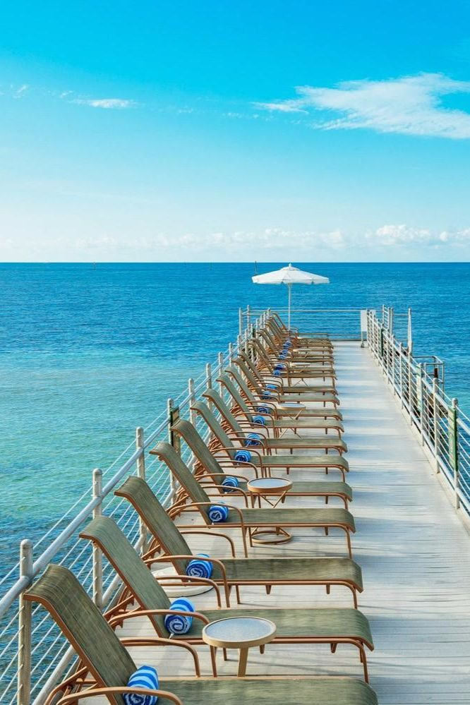 Have you seen a prettier sight? Southernmost Beach Resort (Key West, Florida) - Jetsetter
