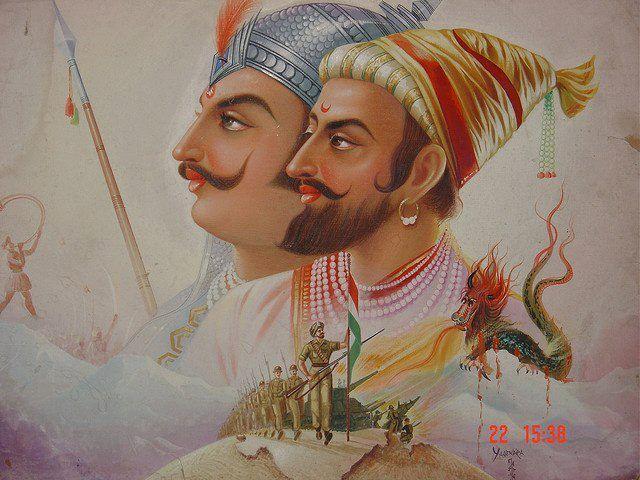 great shivaji & maharana pratap