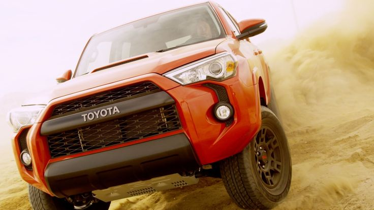2015 Toyota TRD Pro Series: Tundra, Tacoma & 4Runner