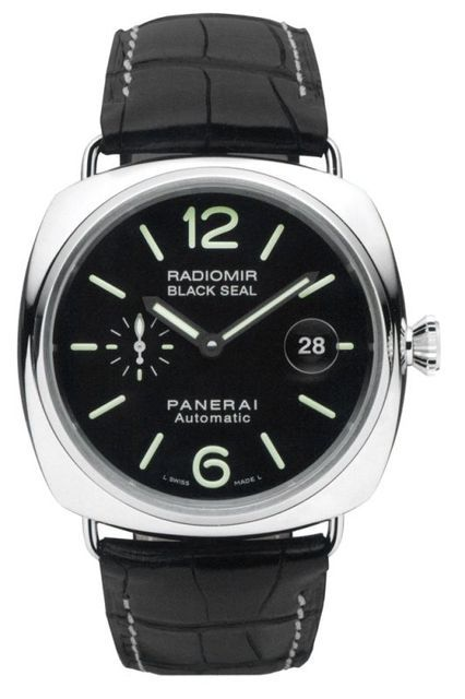 ZAEGER - Panerai Radiomir Black Seal PAM00287,  (http://www.zaeger.com.au/all-watches/panerai-radiomir-black-seal-pam00287/)