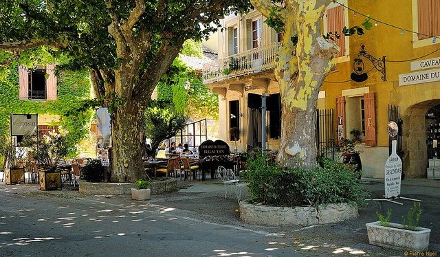 Gigondas village   A Day in the Vaucluse   Pinterest   Provence, South of france and France
