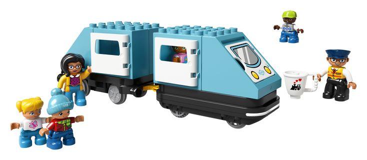 DUPLO Coding Express Programmeer trein - Educatief ...