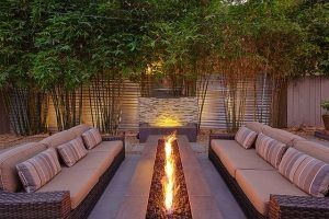 Marvelous Outdoor Seating Areas With Fire Pits That Will Amaze You
