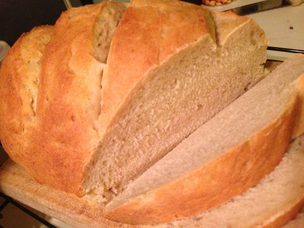 Thermomix Sourdough