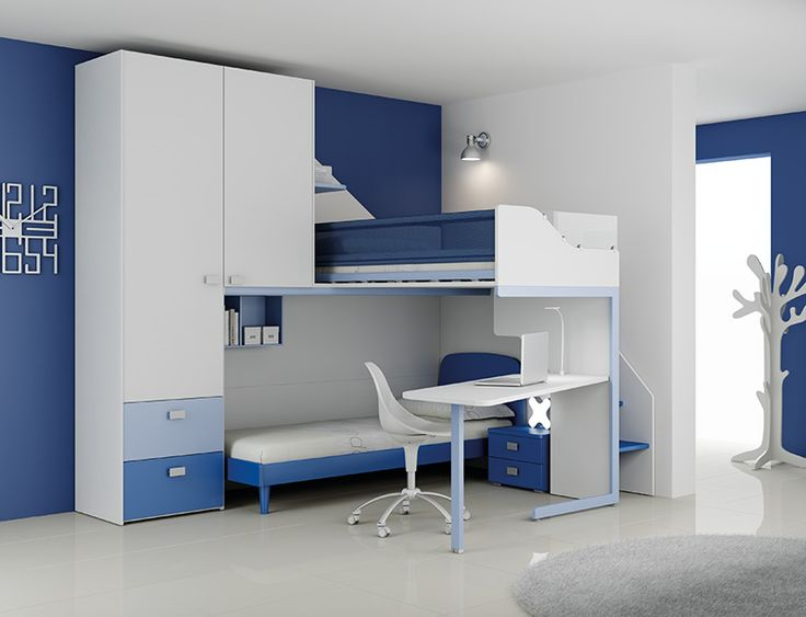 #Arredamento #Cameretta Moretti Compact: Catalogo Start Solutions 2013 >> LH15 http://www.moretticompact.it/start.htm