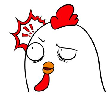 See another emotion of this funny rooster here: bit.ly/funnyrooster