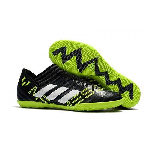 brand new 4fc9e 3e2ec ... fodboldstøvler grøn gul mørkeblå  adidas nemeziz tango 17.3 ic  fodboldstovler sort gron