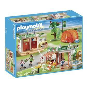 Playmobil Summer Fun 5432 Camping