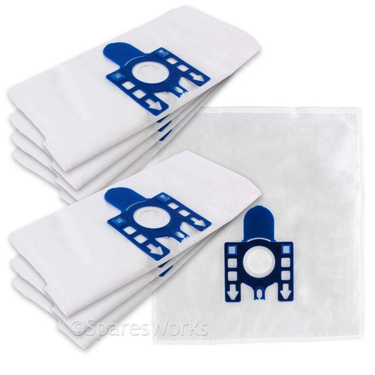Envío libre 15X bolsas para aspiradoras fit para GN S5210 S5211 TT5000 Miele S2121, Gato y Perro S8390 S8310 S8590 Hoover bolsas de polvo