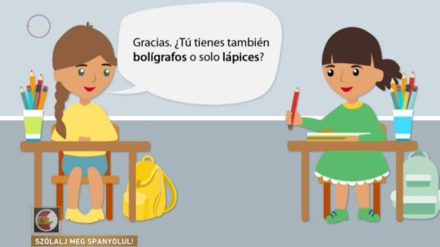 Spanyol szótár - kattints ide a 86-90. adás szavaiért!