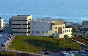 La Universidad Autónoma de Baja California, donde estudió Derecho Humberto Obed Montiel.
