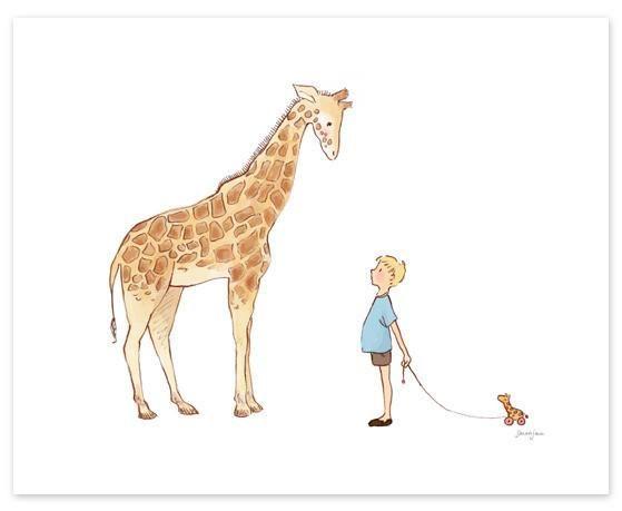 Giraffe – Sarah Jane Studios