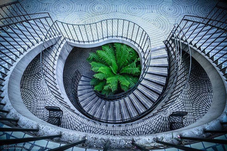 Best Stunning Spiral Staircase Photographs From Around The 640 x 480