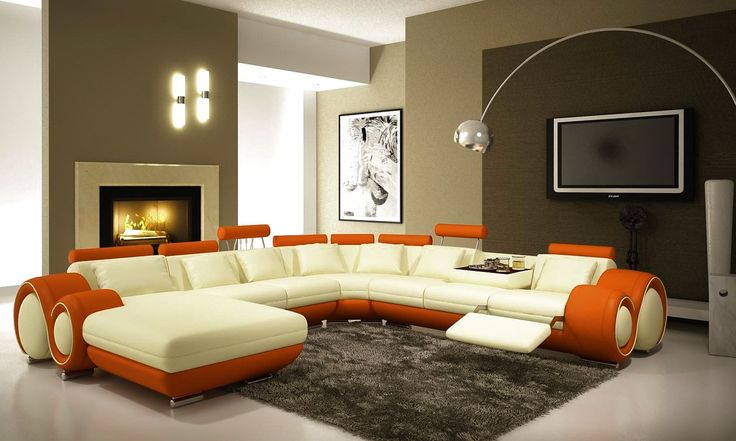 inspiring modern living rooms - Google Search