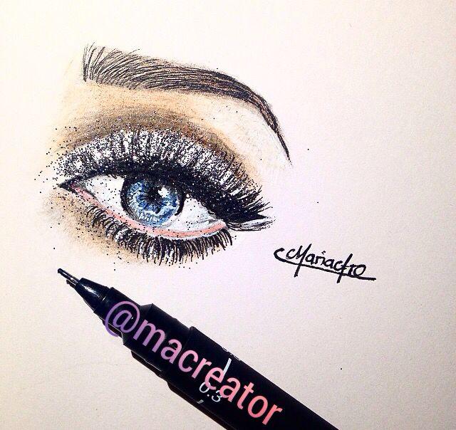 #art #makeup