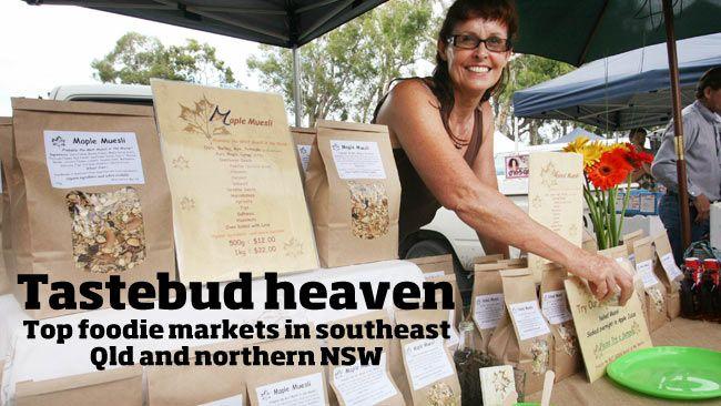 Best Foodie Markets Brisbane